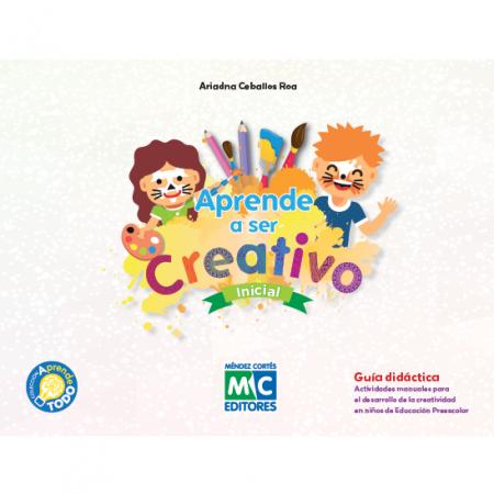 Aprende a ser Creativo Inicial
