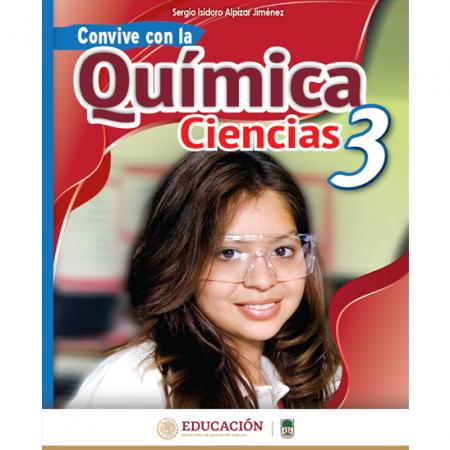 Convive con la Química, Ciencias 3